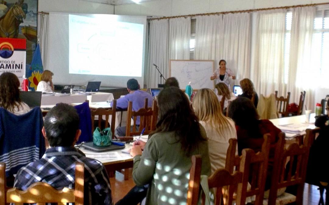 Guaminí: Un encuentro para mirar las escuelas