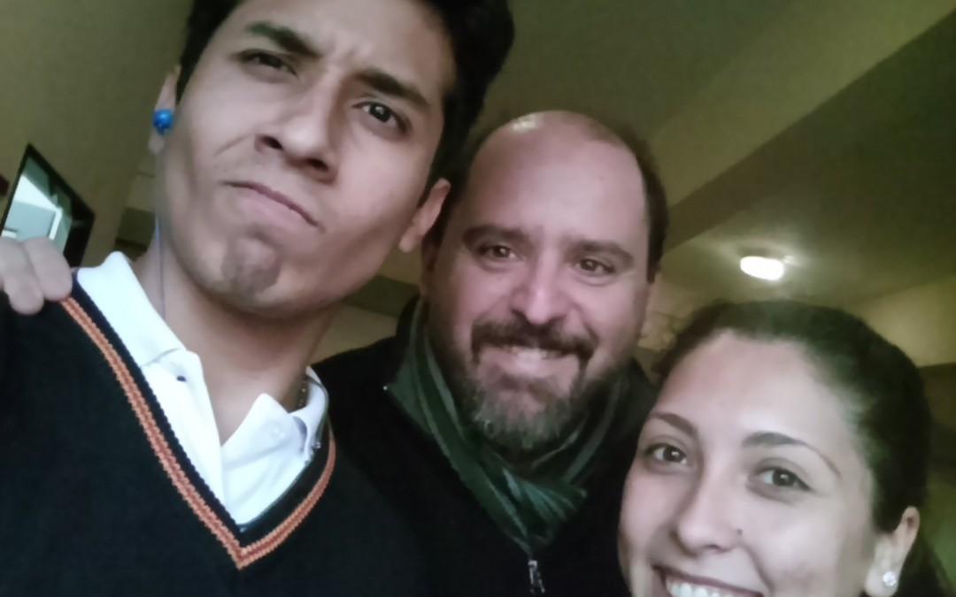 Adolescentes constructores de mundos. Entrevista con Alejandro Gimelli