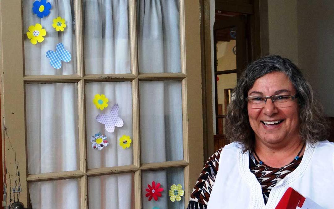 Escuchar, acordar, acompañar: algunas estrategias de gestión directiva. Entrevista con Graciela Ramirez