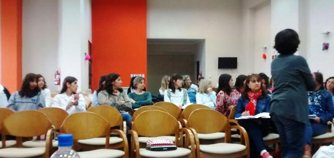 Encuentro de reflexión y acción en Guaminí