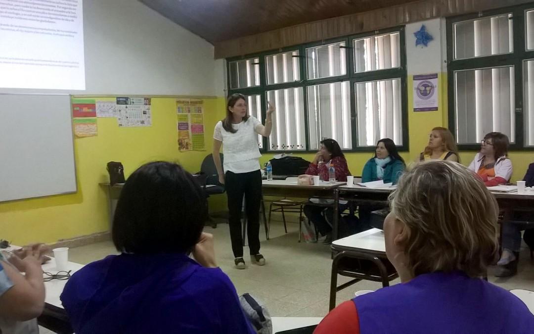 Gestión educativa y enseñanza de la lengua