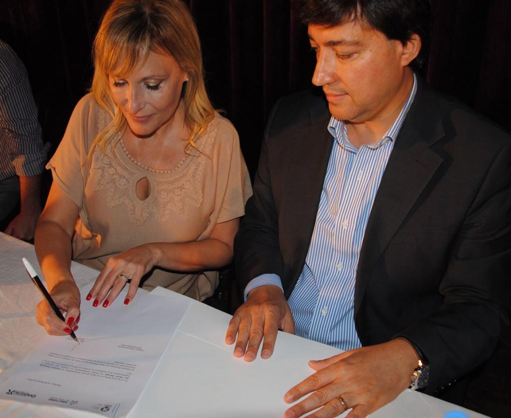 firma simbolica de convenio