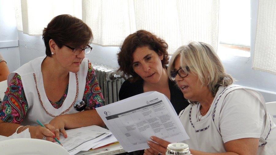 Directores que Hacen Escuela en Daireaux: repensando la escuela