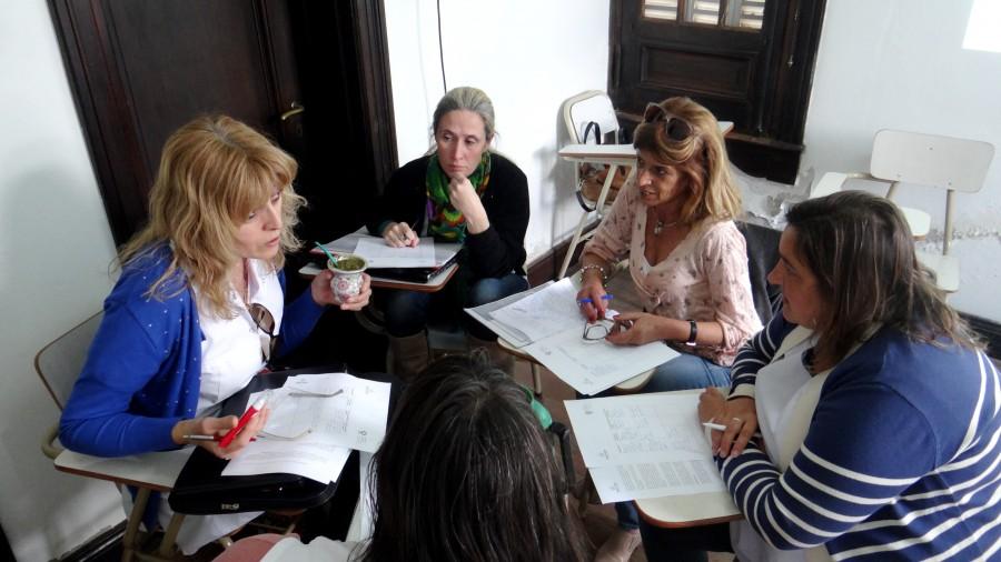 Celebrar el día del director: Encuentros en Laprida, Daireaux, Guaminí y Escobar