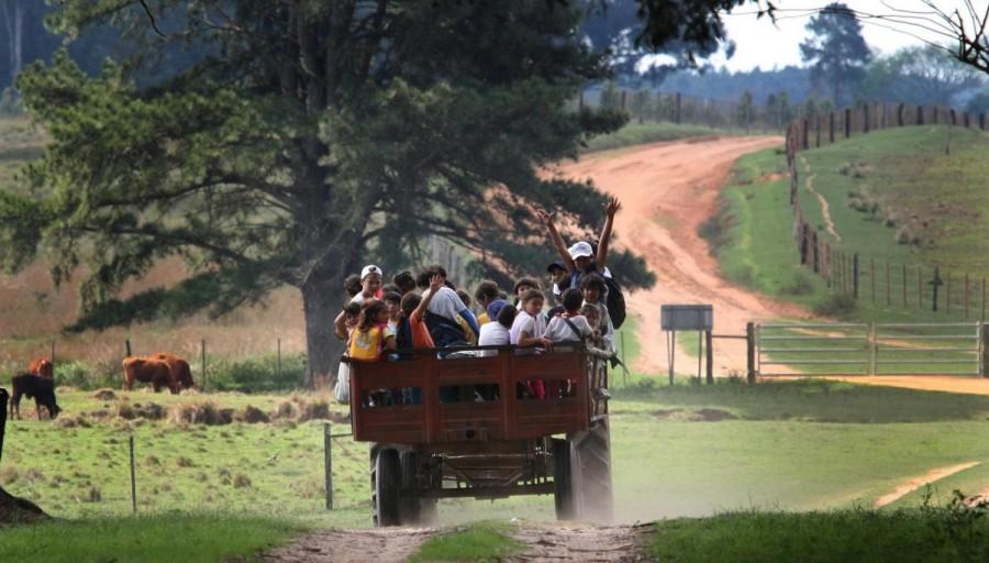 Pensar la escuela rural