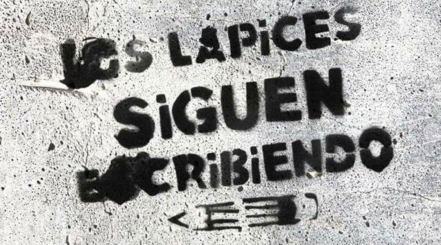 CONMEMORACIÓN DE LA NOCHE DE LOS LÁPICES